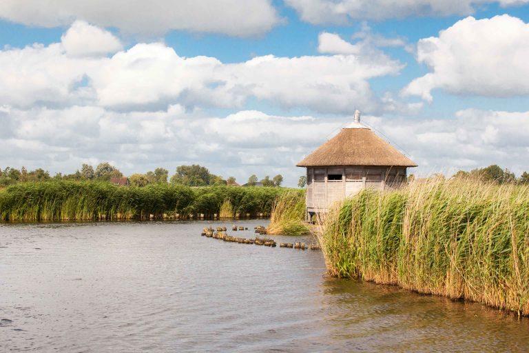 Vogelhuisje, Bezoekerscentrum Ilperveld. F.L.Snijders