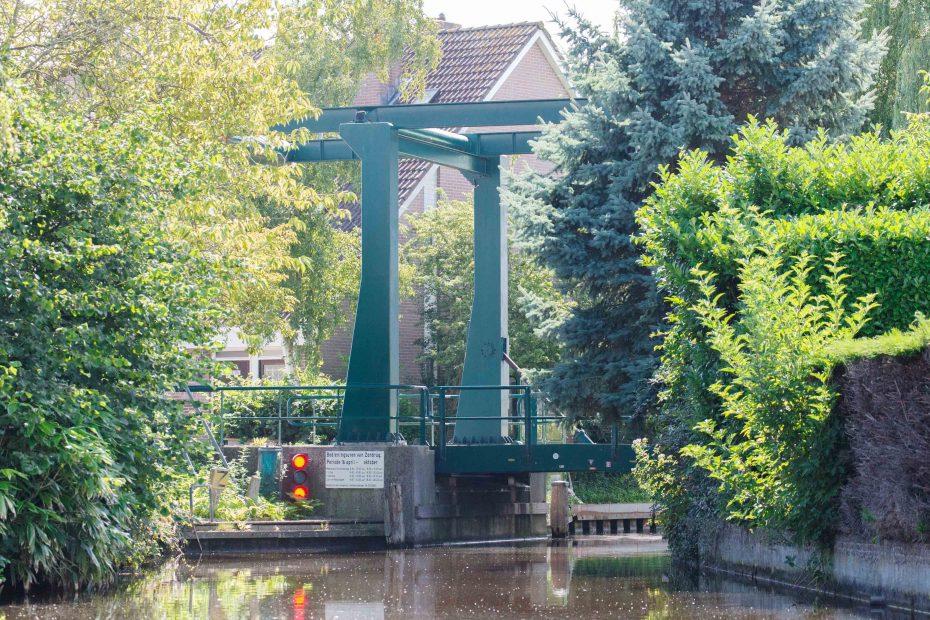Fot Van Zonbrug, Den Ilp. F.L.Snijders