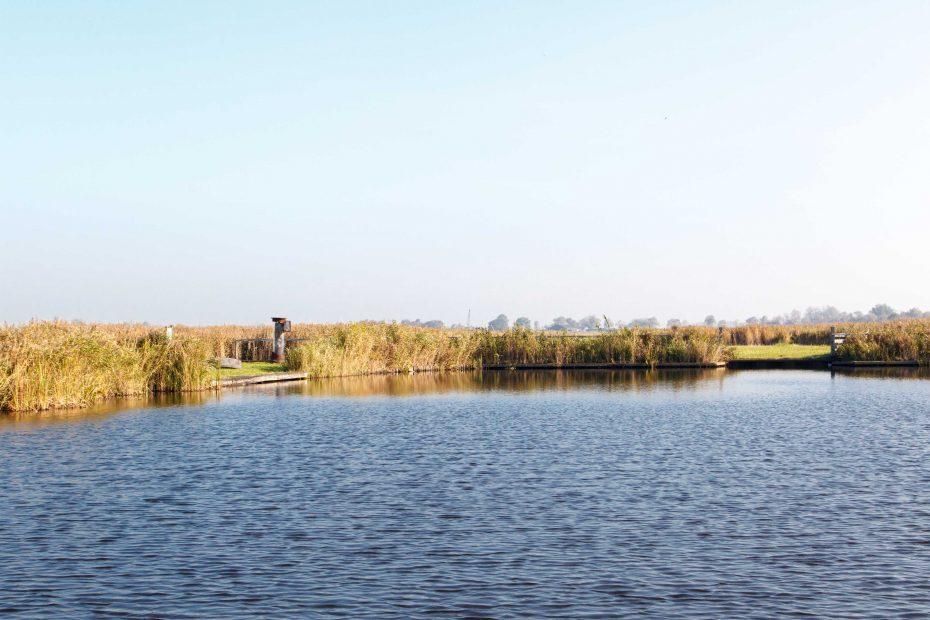 Foto aanlegplaats De Banscheiding, Ilperveld, F.L.Snijders