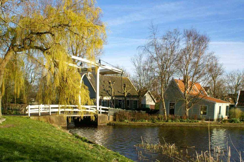 Foto brug Zuiderwoude
